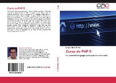 Curso de PHP 5: Un potente lenguaje para aplicaciones web
