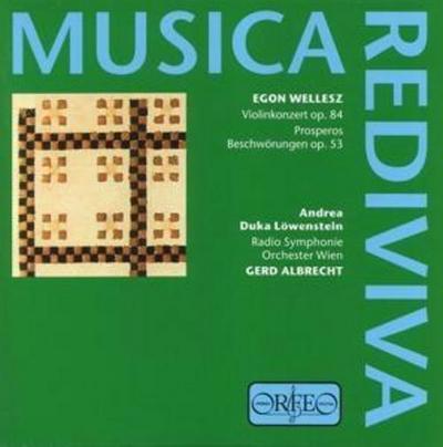Violinkonzert Op.84/Prosperos Beschwörungen