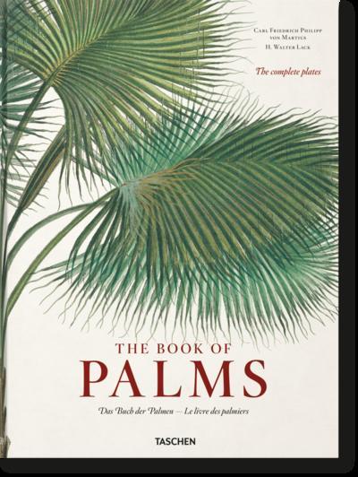 The Book of Palms/Das Buch der Palmen/Le livre des palmiers