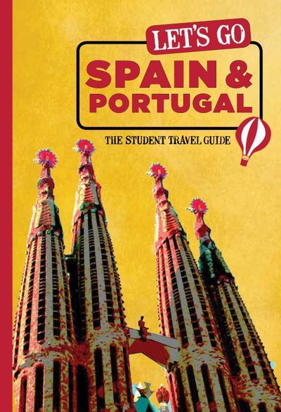 Let's Go Spain, Portugal & Morocco