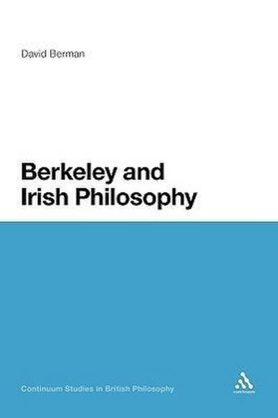 Berkeley and Irish Philosophy