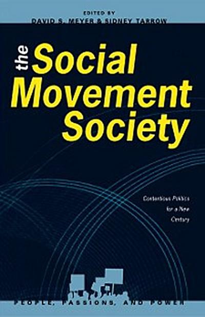 The Social Movement Society