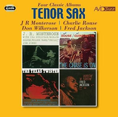 Tenor Sax-Four Classic Albums