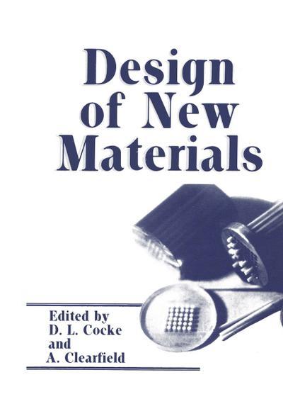 Design of New Materials