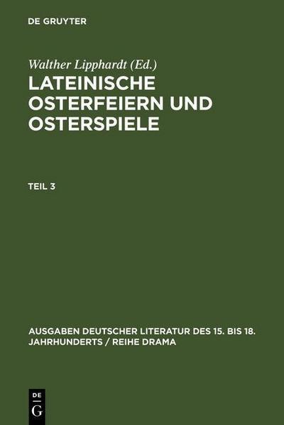 Lateinische Osterfeiern und Osterspiele 03