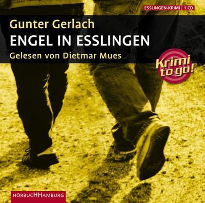 Engel in Esslingen, 1 Audio-CD