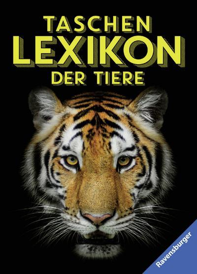 Taschenlexikon der Tiere; Übers. v. Scheller, Anne; Deutsch; durchg. farb. Fotos