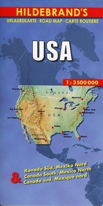 HUK USA Kanada Süd 3,5M
