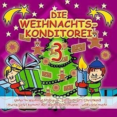 Die Weihnachtskonditorei 3