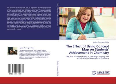 The Effect of Using Concept Map on Students' Achievement in Chemistry