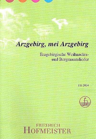 Erzgebirg mei Erzgebirg Band 2für Posaunenchor