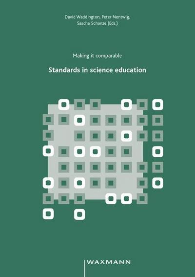 Standards in science education. Making it comparable