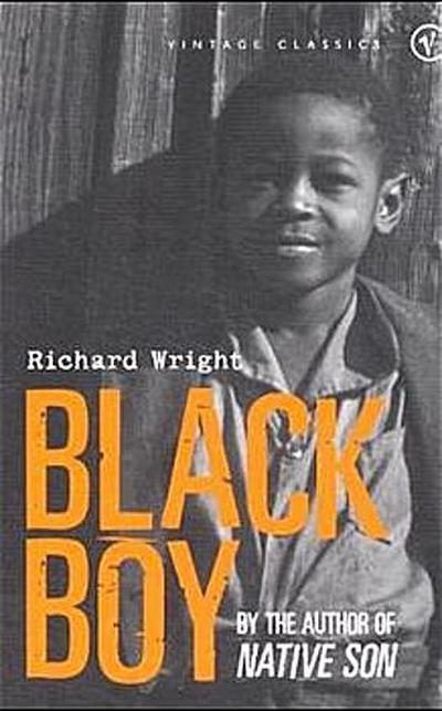 Black Boy, Engl. ed.
