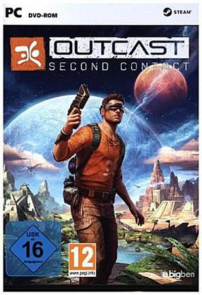 Outcast, Second Contact, 1 DVD-ROM