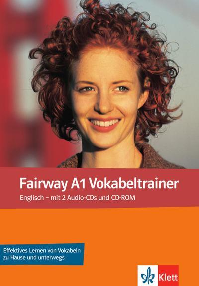 Fairway 1 Vokabeltrainer: Vokabelheft + 2 Audio-CDs + CD-ROM (PC/Mac)