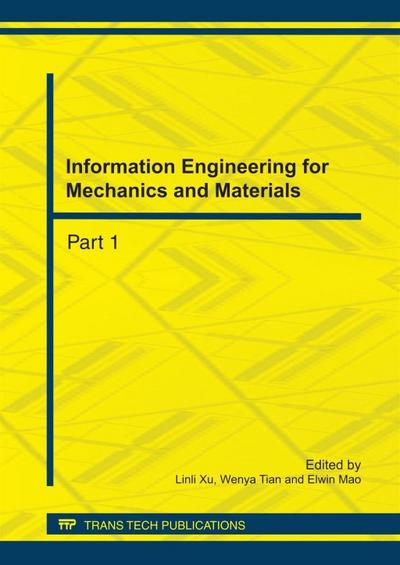 Information Engineering for Mechanics and Materials