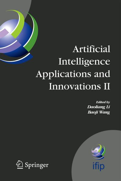 Artificial Intelligence Applications and Innovations II