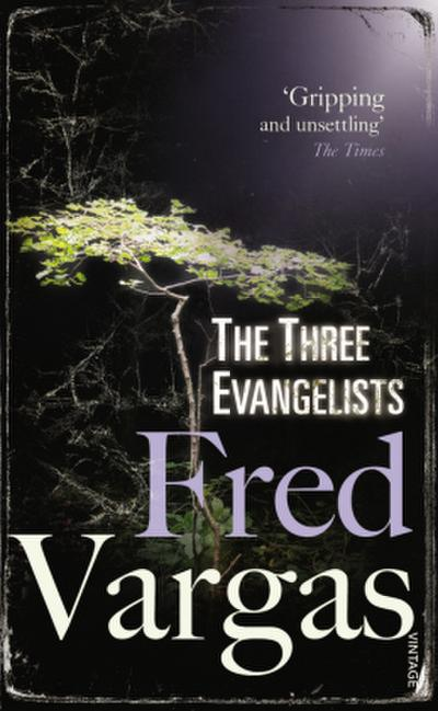 The Three Evangelists. Die schöne Diva von Saint-Jacques, englische Ausgabe