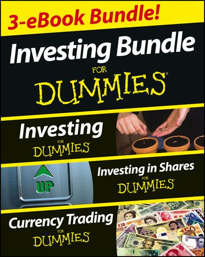 Investing For Dummies Three e-book Bundle