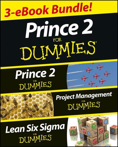 PRINCE 2 For Dummies Three e-book Bundle