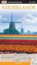 Vis-à-Vis Niederlande; Vis à Vis; Deutsch; 1200 farbige Fotos, 3-D-Zeichnungen & Grundrisse