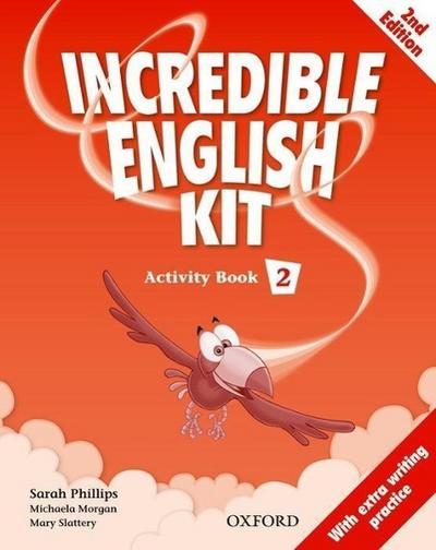 INCREDIBLE ENGLISH KIT 2 AB 2E