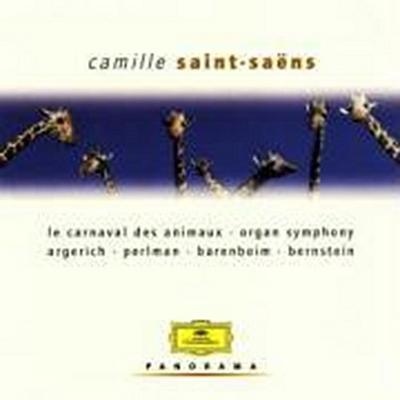 Saint-Saens: Organ Symphony, Piano Concerto No.2