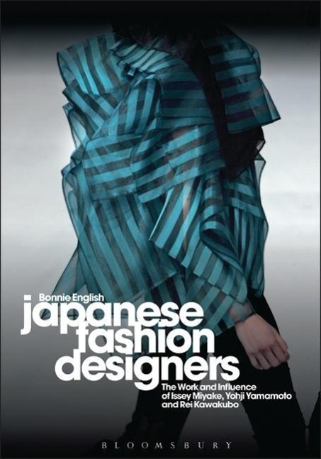 Japanese Fashion Designers Bonnie English
