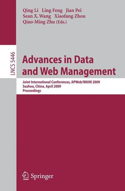 Advances in Data and Web Management