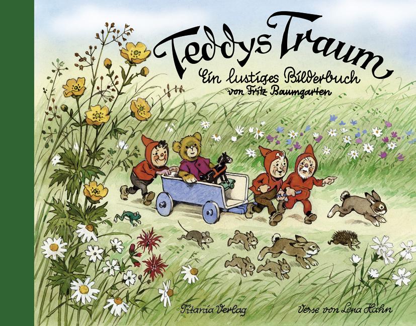 Teddys Traum, Lena Hahn