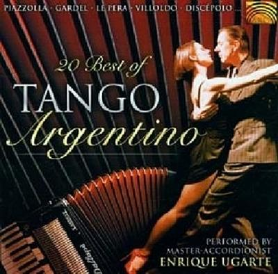20 Best Of Tango Argentino, 1 Audio-CD