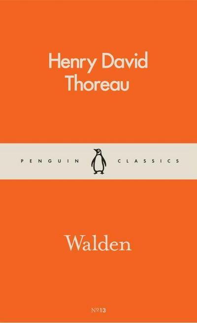 Walden, English edition