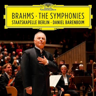 Brahms: The Symphonies. 4 CDs