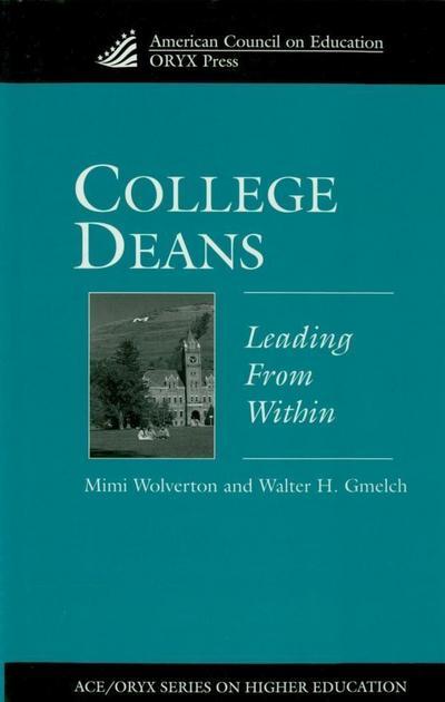 College Deans