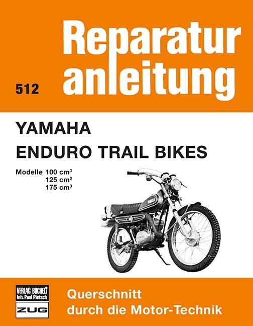 Yamaha Enduro Trail Bikes |  |  9783716813386