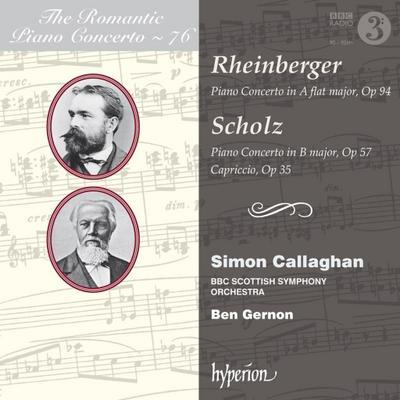 Das romantische Klavierkonzert  Vol. 76