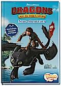 """DreamWorks Dragons """"Auf zu neuen Ufern"""""""