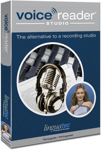 Voice Reader Studio Portugues/Portuguese, CD-ROM