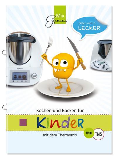 Kochen und Backen für Kinder