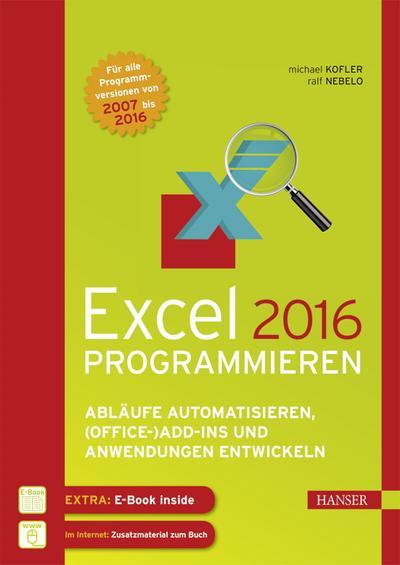 Excel 2016 programmieren