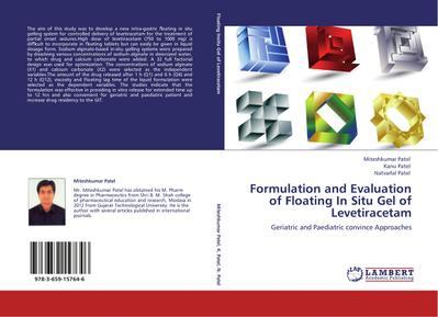Formulation and Evaluation of Floating In Situ Gel of Levetiracetam