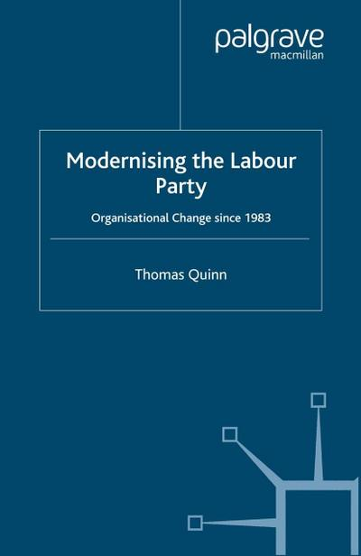 Modernising the Labour Party