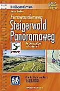 Hikeline Wanderführer  Fernwanderweg Steigerw ...
