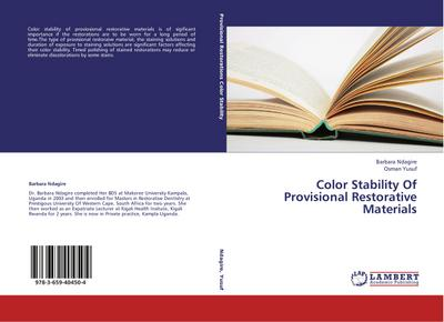 Color Stability Of Provisional Restorative Materials