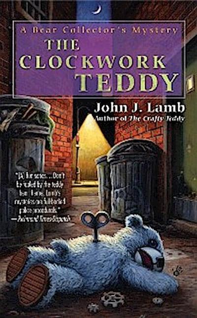 Clockwork Teddy