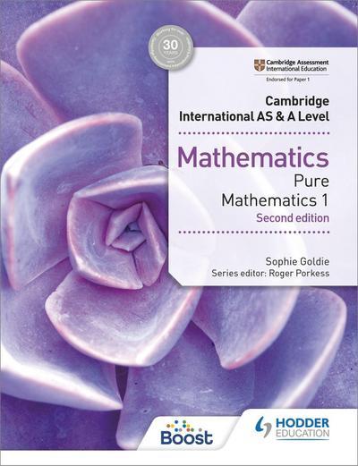 Cambridge International AS & A Level Mathematics Pure Mathematics 1