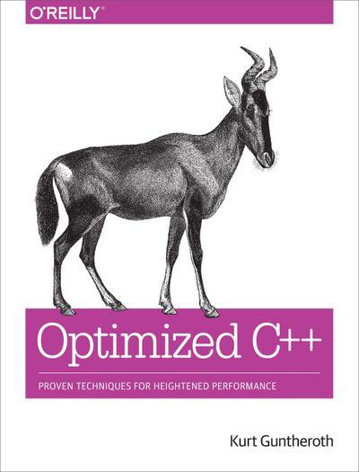 Optimized C++