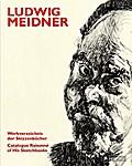 Ludwig Meidner; Werkverzeichnis der Skizzenbücher - Catalogue raisonné of his Sketchbooks; Deutsch; 1925 Illustr.