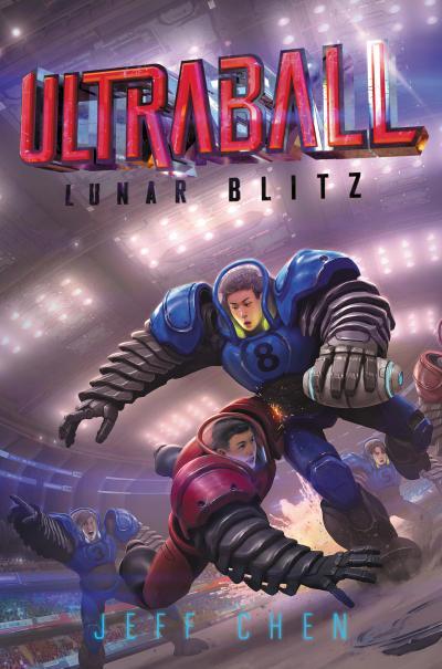 Ultraball #1: Lunar Blitz