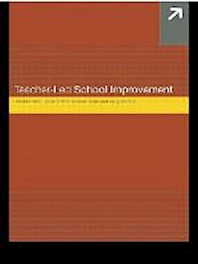 Teacher-Led School Improvement